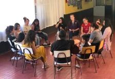 2020 Ñipas children camp3